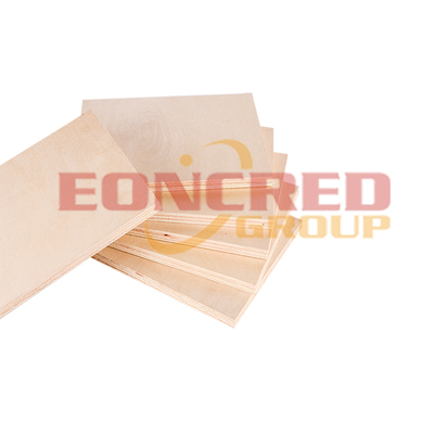 14mm Commercial Grade Plywood for Flooring