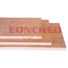 12mm waterproof Commercial Plywood for Furniture