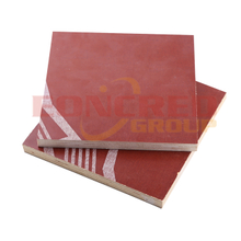 10mm 1220x2440mm Waterproof Red Film Faced Plywood for Construction