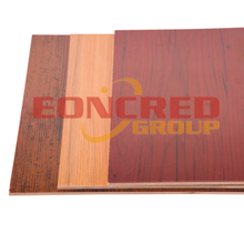 18mm laminated veneered mdf furniture