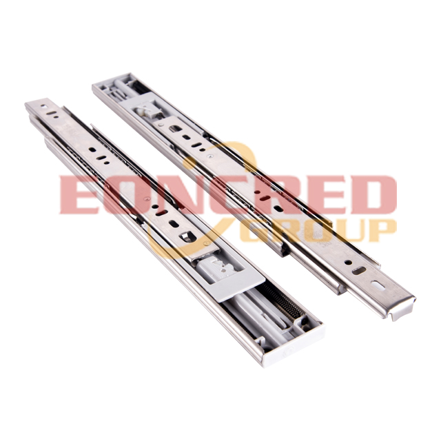 35mm brown ball bearing drawer slide