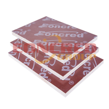 Poplar Phenolic Red Film Faced Plywood for Construction
