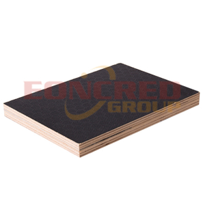 10mm 1220x2440mm Black Film Faced Plywood for Construction