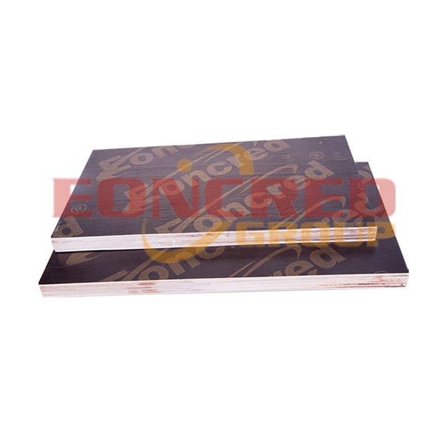 1220x2440mm Poplar Waterproof Brown film faced plywood