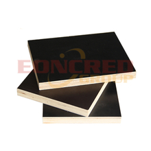 12mm Poplar Phenolic Black Film Faced Plywood for Construction