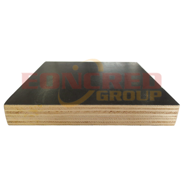 12mm Black Film Faced Plywood for Construction