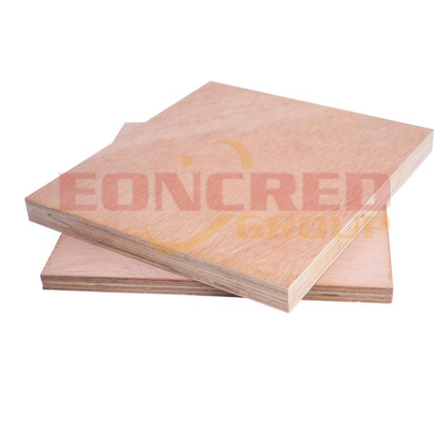 What is commercial plywood?