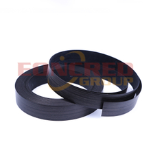 3mm black paintable pvc edge banding