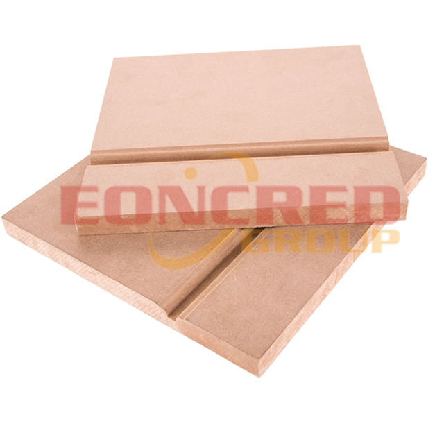 1220x2440mm Thick MDF for Interior Cabinet Doors Application