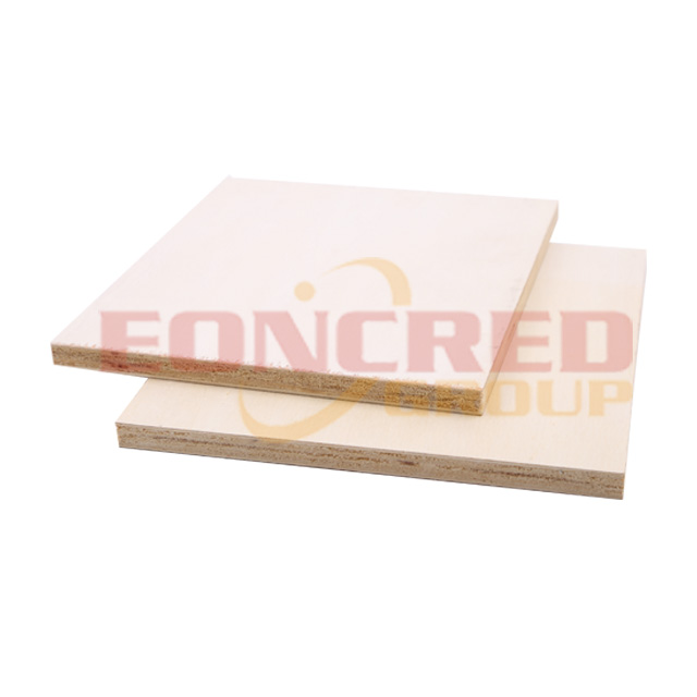 18mm poplar Commercial Plywood