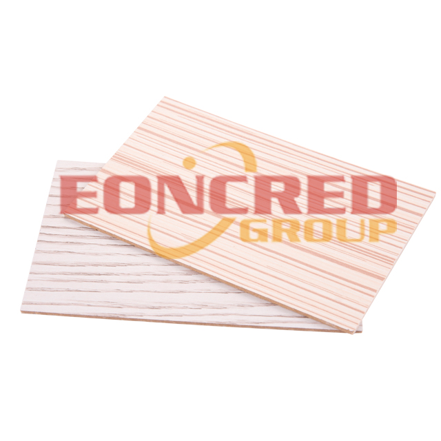 6mm 1220x2440mm White Laminated Melamine Mdf Board
