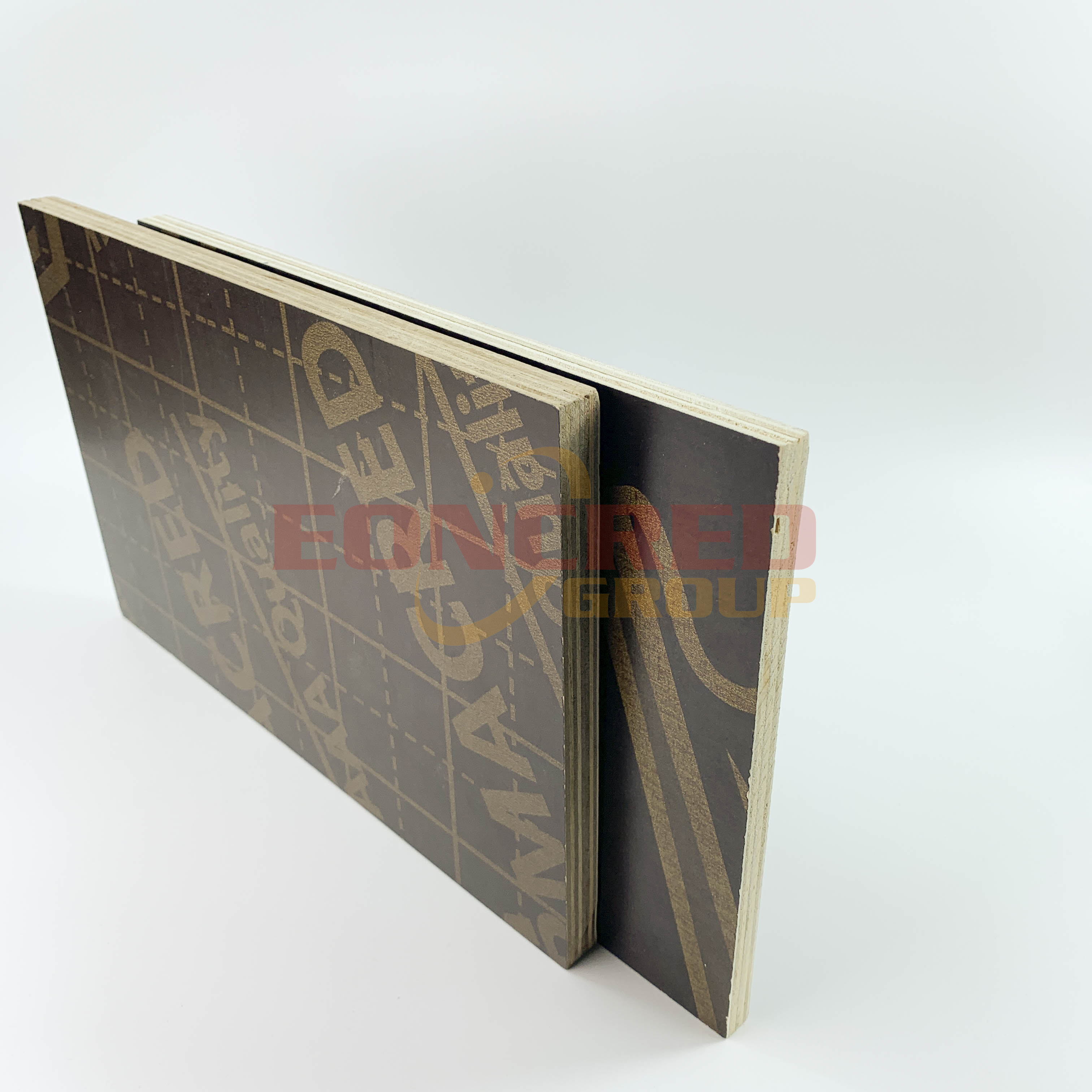 15mm Formwork Phenolic Brown Film Faced Plywood